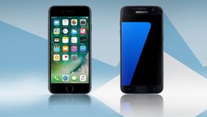 iPhone 7 ile Galaxy S7 arasındaki farklar ne