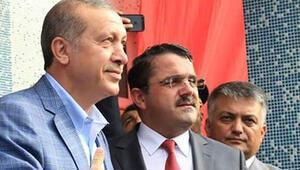 AK Partiden istifa etti, FETÖden gözaltına alındı