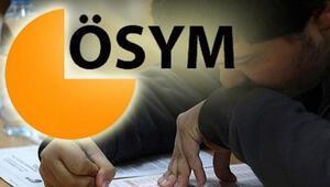 ÖSYS kılavuzunun 20 Haziranda yayınlanması planlanıyor