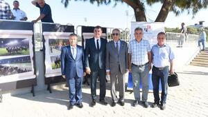 Türkiyede düzenli at yarışlarının 160ncı yılı İzmirde kutlandı
