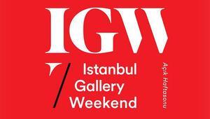 Istanbul Gallery Weekend ile yeni sanat sezonunda birlikte ve daha güçlü