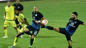 Adana Demirspor - Şanlıurfaspor: 0-0