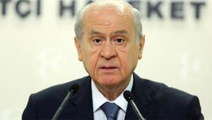 Devlet Bahçeli: Güya biz AKP'ye bastonluk yapıyormuşuz...