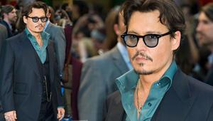Johnny Depp Doğu Ekspresinde
