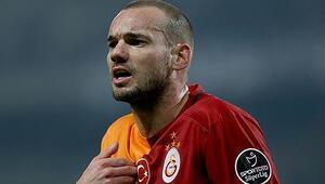 Sneijder rekor kırdı