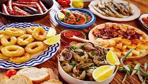 Baş döndüren İspanyol lezzetleri