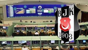 Napoli zaferi Beşiktaşı borsada uçurdu