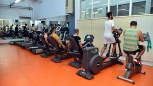Diyarbakırlılar fitnessi sevdi