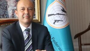Ufuk Arman yeniden başkan