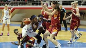 Canik Belediyespor: 75 - Galatasaray: 90