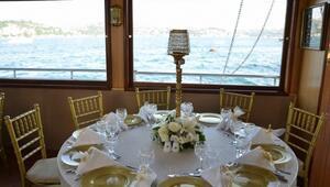 Teknede düğün için ideal yerler