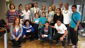 Cumhuriyet Kupası Badmintonda ödüller dağıtıldı