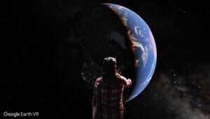 Google Earth sizi uzaya götürecek