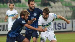Giresunspor: 1 - Adana Demirspor: 1