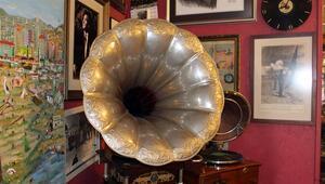 Gramofonla tarihe yolculuk