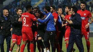 Adana Demirspor: 1 - Boluspor: 2