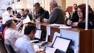 Şahinbeyde yapılandırmaya 11 bin başvuru