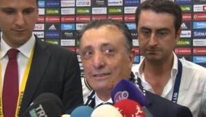 Beşiktaş 2. Başkanı Çebi İnanın çok emek ve alın teri var