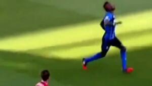 Drogba'dan klas gol