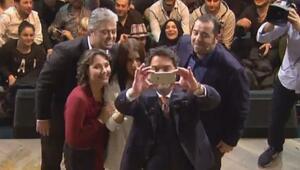 Klasikleşen Beyaz Show Selfiesi