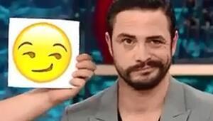 Ahmet Kural emojileri taklit ederse