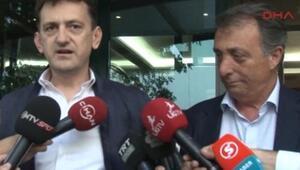 Beşiktaşlı yöneticilerden açıklama