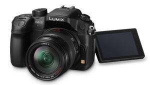 Profesyonel Düşünenlere: Panasonic Lumıx GH3