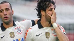 Atletico Paranaense 1-1 Corinthians