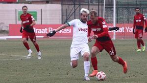 Kırklarelispor: 0 - Gaziantepspor: 4