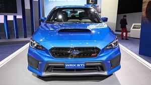 2018 Subaru WRX ve STI görücüye çıktı!