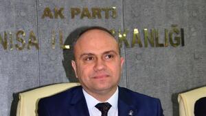 AK Parti Manisada yeni yönetimi belli oldu