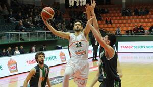 Banvit 91-71 Yeşilgiresun Belediyespor