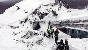 İtalyadaki çığ felaketinde korkulan oldu