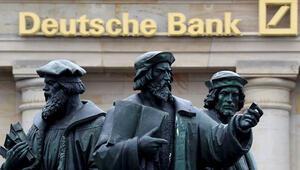Deutsche Bank 1.4 milyar euro zarar etti
