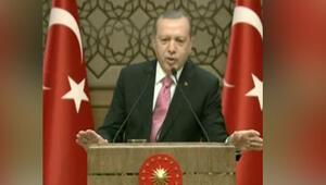 Cumhurbaşkanı Erdoğan: Karşılarında beni bulurlar