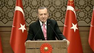 Cumhurbaşkanı Erdoğan: Askerlikten muaf tutarsın olur biter
