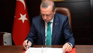Son dakika: Erdoğandan referandum onayı... Referandum ne zaman