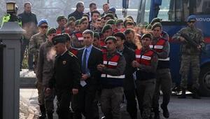 Erdoğana suikast girişimi davasına devam edildi
