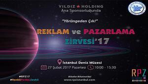 """Reklam ve Pazarlama Zirvesi bu yıl """"Yörüngeden Çık"""" sloganıyla 27 Şubatta"""