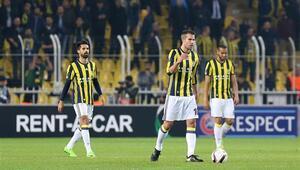 Fenerbahçe Krasnodar ile 1-1 berabere kaldı.. İşte maçın özeti ve golleri
