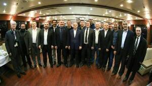 Bakan Kılıç, Samsunsporun yeni stadını inceledi (2)