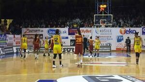 Good Angels: 73 - Galatasaray: 62