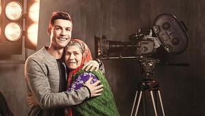 Ronaldo reklamını Ümmiye Teyze çekti