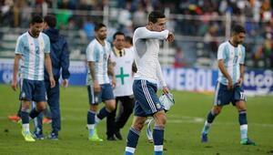 Messisiz Arjantin Bolivyaya yenildi