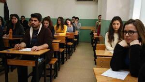 BAYGEM'de sınav zamanı