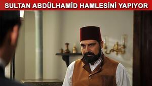 Payitaht Abdülhamid 7. bölüm fragmanında bozguncuların harekatlarında yeni gelişme