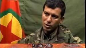 Kırmızı liste ile aranan PKKlı terörist, ABDli komutanın yanında