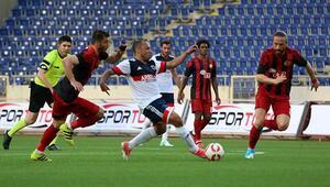 Eskişehirspor deplasmanda Mersini dağıttı