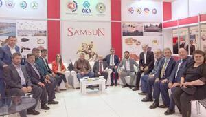 Başkent Samsun'u konuştu