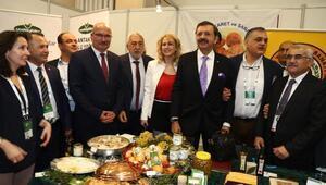 Türkiyenin coğrafı işaretli ürünleri ATOda sergileniyor